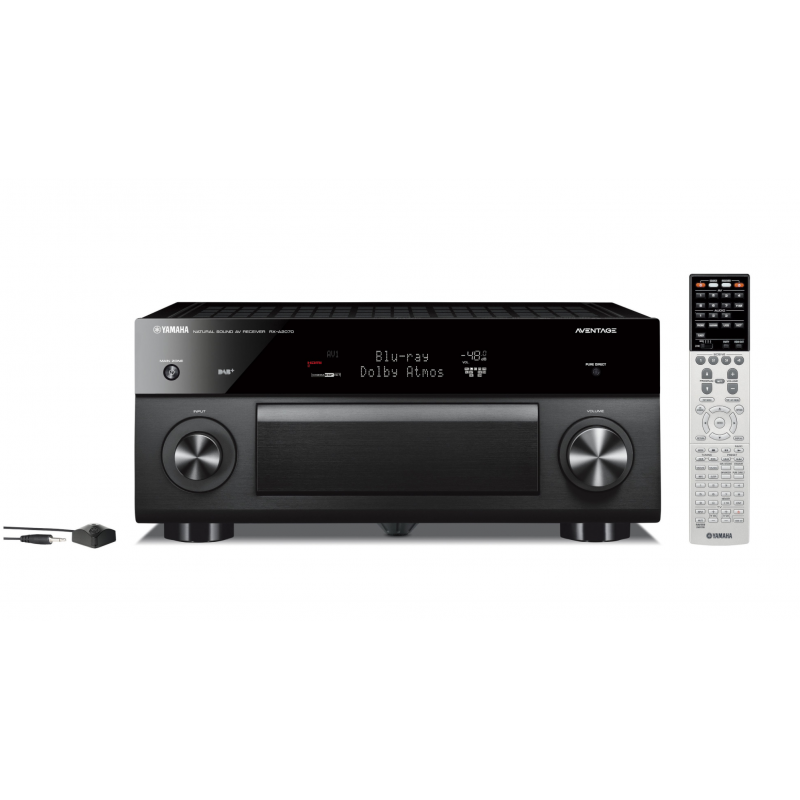 receiver multicanal av yamaha rx a2070 titan 9 2 canale. Black Bedroom Furniture Sets. Home Design Ideas