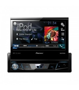 DVD Auto Pioneer AVH-X7800BT 1 DIN, Bluetooth, Mixtrax EZ si AppRadio Mode