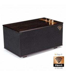 Boxe Wireless wi-fi Multiroom Klipsch The Three - Ebony
