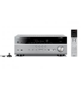 Receiver multicanal AV Yamaha MusicCast RX-V683 Titan, 7.2 canale, WI-FI, Airplay, Bluetooth, 4K Ultra HD, HDCP 2.2