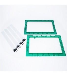 Kit instalare boxe Incastrabile perete Klipsch IK-800-W - pereche