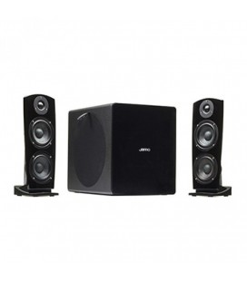 Boxe wireless + subwoofer Jamo DS7 black - set