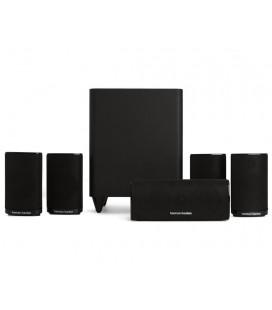 Boxe Harman Kardon HKTS 635 BQ, set boxe 5.1 surround