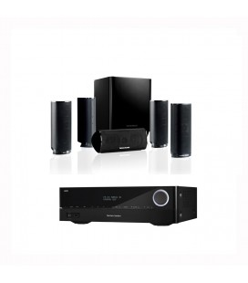 Receiver Harman Kardon AVR 171S cu set de Boxe 5.1 Harman Kardon HKTS 16