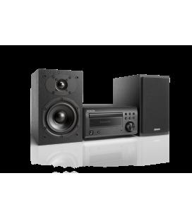 Micro sistem stereo Hi-fi Denon RCD-M41 Black cu boxe Denon SC-M41