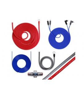 Kit de cabluri pentru instalare Subwoofer sau amplificator auto AIV 350940 , 10mm²