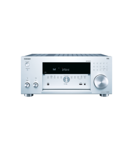 Network A/V Receiver 7.2 Onkyo TX-RZ820 Silver, THX®, Dolby Atmos®, DTS:X, FlareConnect, Wi-Fi®, AirPlay, Spotify®, Chromecast
