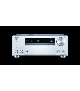 Network A/V Receiver 7.2 Onkyo TX-RZ720 Silver, THX®, Dolby Atmos®, DTS:X, FlareConnect, Wi-Fi®, AirPlay, Spotify®, Chromecast