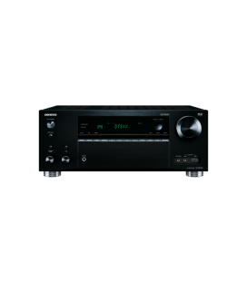 Network A/V Receiver 7.2 Onkyo TX-RZ720 Black, THX®, Dolby Atmos®, DTS:X, FlareConnect, Wi-Fi®, AirPlay, Spotify®, Chromecast
