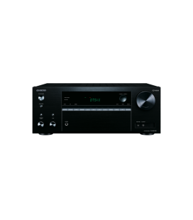 Receiver A/V 7.2 Onkyo TX-NR575E Black, Dolby Atmos®, DTS:X, FlareConnect, Wi-Fi®, AirPlay, Spotify®, Bluetooth®, Chromecast