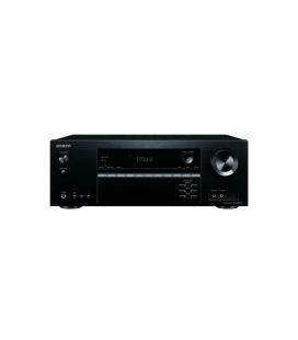 Network A/V Receiver 5.1 Onkyo TX-NR474 Black, Dolby Atmos®, DTS:X™, Chromecast, Surround Enhancer, DTS Play-Fi®, Spotify®