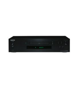 Blu-ray Disc Player Onkyo BD-SP809 Black, THX® certified, Dolby® TrueHD , DTS-HD Master Audio™, 1080p Upscaling