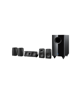 Home Cinema Speaker System Onkyo SKS-HT648 5.1 Channel - black