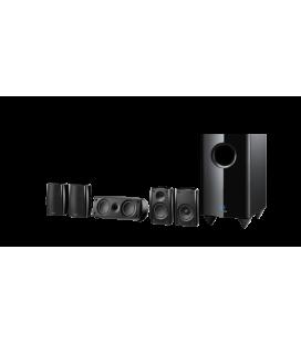 Home Cinema Speaker System Onkyo SKS-HT648 5.1 Channel - black