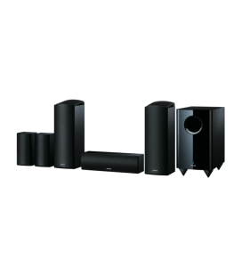 Home Cinema Speaker System Onkyo SKS-HT588 5.1.2 Channel - black