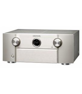 Receiver AV 9.2 Marantz SR7012 Silver, AirPlay, Bluetooth, TuneIn Internet Radio, HEOS, Amazon Alexa