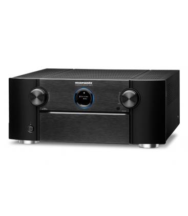 Receiver AV 11.2 Marantz SR8012 Silver, AirPlay, Bluetooth, TuneIn Internet Radio, HEOS, Amazon Alexa