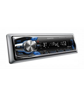 Media player pentru ambarcatiuni Kenwood KMR-M308BTE, USB, waterproof si Bluetooth®