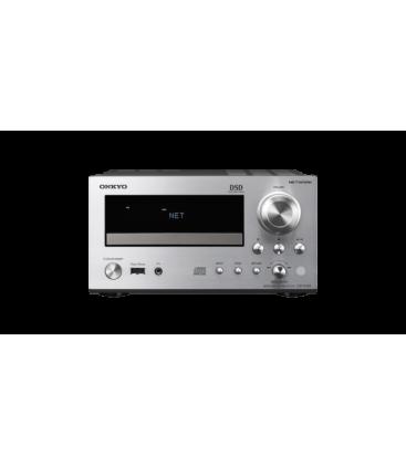 Network CD Receiver Onkyo CR-N765 - silver