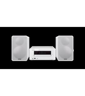 Micro Sistem Stereo Hi-Fi Onkyo CS-265 White, Bluetooth®, NFC, USB, FM