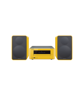 CD Hi-Fi Mini System Onkyo CS-265 - yellow