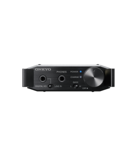 DAC/Amplificator pentru Casti Onkyo DAC-HA300, Hi-Res® for iOS, Android, SD Player