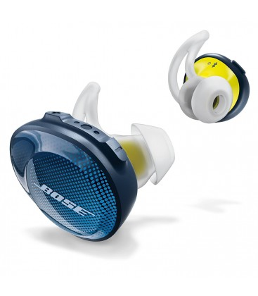 Casti wireless in ear cu Bluetooth® Bose SoundSport® Free® Midnight Blue