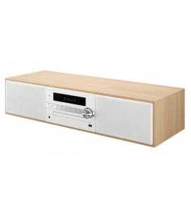 Micro Sistem stereo hi-fi Pioneer X-CM56 -white