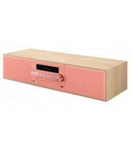 Micro Sistem stereo hi-fi Pioneer X-CM56 -red