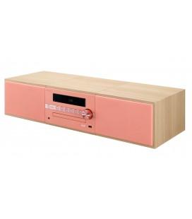 Micro Sistem stereo hi-fi Pioneer X-CM56D - red