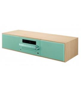 Micro Sistem stereo hi-fi Pioneer X-CM56D - green