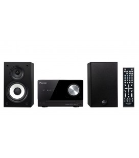 Micro Sistem stereo hi-fi Pioneer X-CM52BT - black