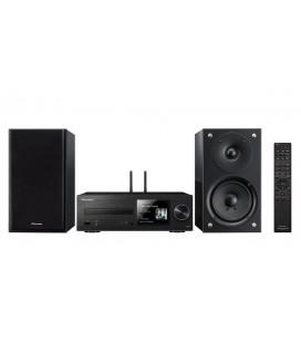 Micro Sistem Stereo Hi-Fi Pioneer X-HM76D - black/black