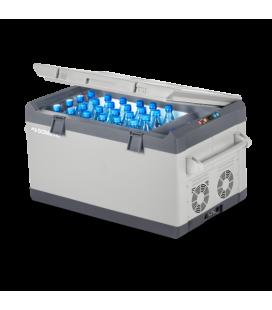 Frigider auto cu compresor Waeco CoolFreeze CF-080AC, 79 litri, afisaj digital, 12/24V, 100/240V AC