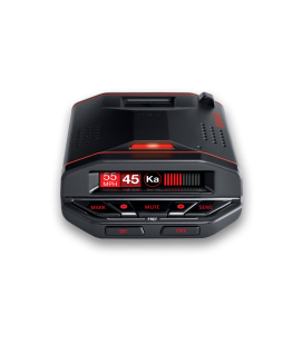Detector radar Escort RedLine EX, TotalShield®, GPS, Bluetooth® connectivity