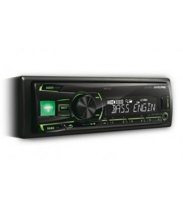 MP3 auto Alpine UTE-81R, USB, 4x50W, Aux In
