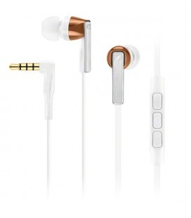 Casti Sennheiser CX 5.00 I, casti in ear - white