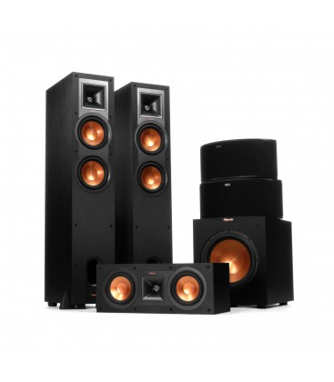 Set de boxe 5.1 Klipsch R-26F HOME THEATER SYSTEM