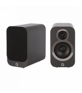 Boxe de raft Q Acoustics 3010i - pereche - graphite grey