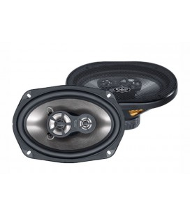 Boxe auto coaxiale ovale Mac Audio Power Star 69.3, 6x9 inch, 120W RMS, 91dB - pereche