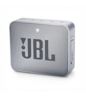 Boxa wireless portabila cu Bluetooth® JBL GO 2 Ash Grey, IPX7 Waterproof