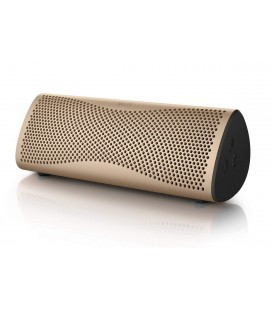 Boxa Wireless Portabila Kef MUO Horizon Gold, Bluetooth® 4.0 aptX®