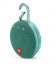 Boxa portabila wireless cu Bluetooth® JBL Clip 3 River Teal, IPX7 Waterproof, baterie 1000mAh