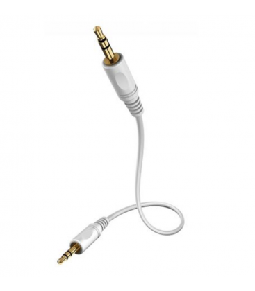 Cablu stereo Eagle Cable High Standard MP3 Mini-mini, 1.5m