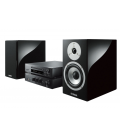 Micro sistem stereo Yamaha MCR-N870 Black, MusicCast®, Bluetooth®, Airplay, vTuner®, Deezer®, Tidal®, Spotify®