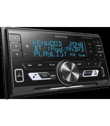 MP3 player auto Kenwood DPX-M3100BT, 2 DIN, USB, BLUETOOTH®
