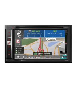 DVD Auto Premium cu navigatie Pioneer AVIC-F980DAB, 2DIN, GPS, CD/DVD, MirroLink si modul Bluetooth® incorporat, DAB+