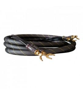 Cablu de boxe echipat Dynavox High-end speaker cable set 2*1.5m