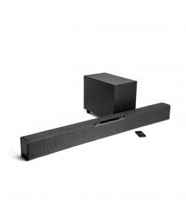 SoundBar Jamo Studio SB 40 Black, Dolby Audio® Decoding, Wireless Sub, Bluetooth®, HDMI 2.0 4K Video Pass Through