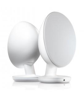 Boxe Active Wireless cu Bluetooth® Kef Egg Satin White